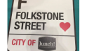 Visit us at Folkstone Street (City of Lunch!)