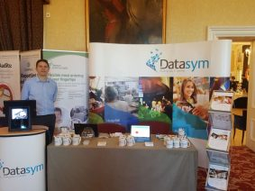 Datasym Exhibiting at Scottish Health and Social Care Facilities Conference from today