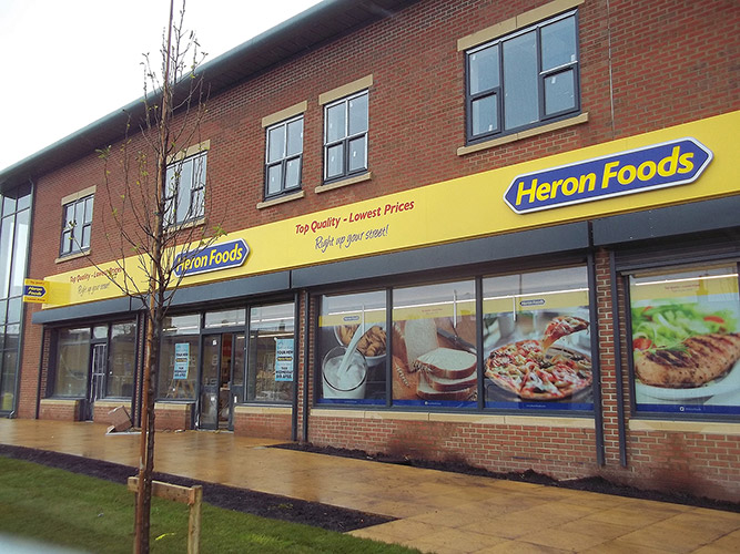 Heron Foods Case Study Now Live On Datasym S Website Datasym
