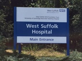 West Suffolk Hospital Case Study Now Live On Datasym's Website
