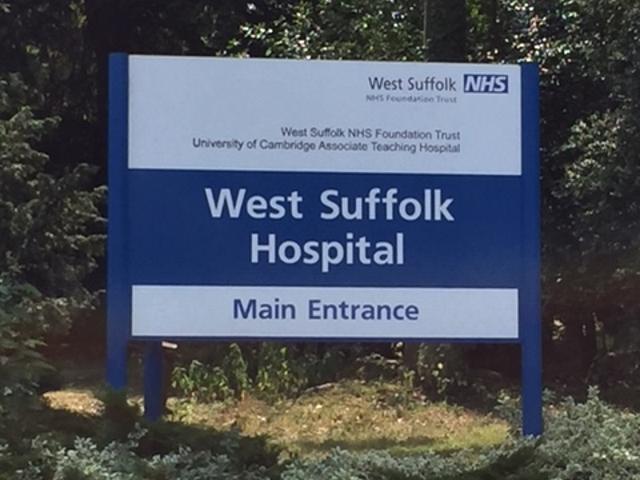West Suffolk Hospital Case Study Now Live On Datasym's Website - Datasym