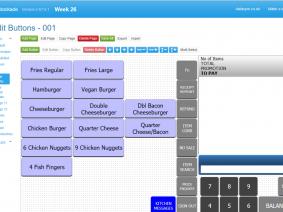 Datasym Stockade Web App – Button Maintenance