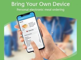 Datasym's Electronic Meal Ordering Reduces the Risk of Cross Infection Within Hospitals
