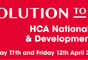 Datasym at this years HCA Conference