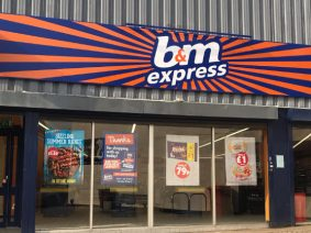 B&M Opens First Store Using Datasym's POS Solution